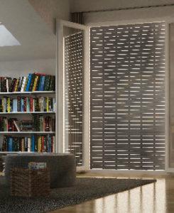 Protetti dal freddo in inverno e dal caldo in estate grazie al PVC interno e all'alluminio coibentato esterno